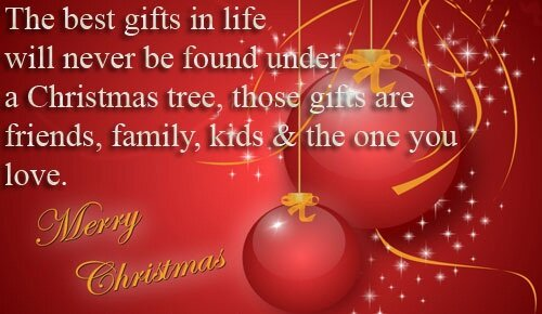 Christmas SMS Messages 2016