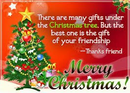 Merry Christmas Msg For Friends
