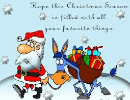 funny christmas messages