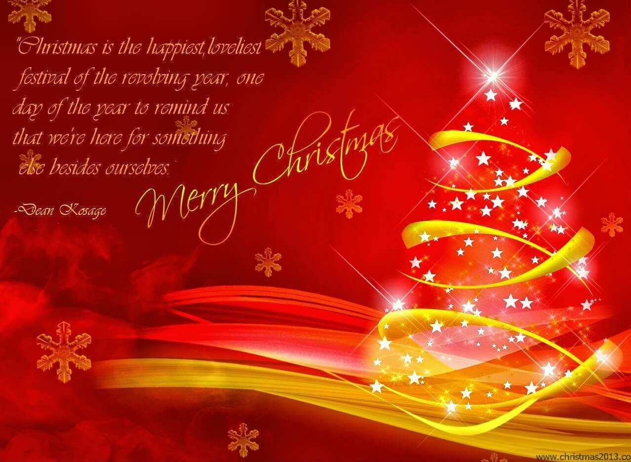 Merry Christmas Quotes And Sayings