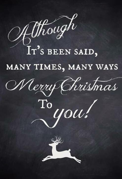 Merry Christmas Inspirational Quotes