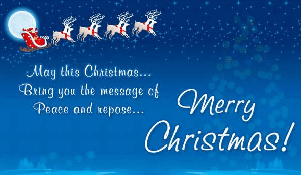 Merry Christmas Everyone Quotes