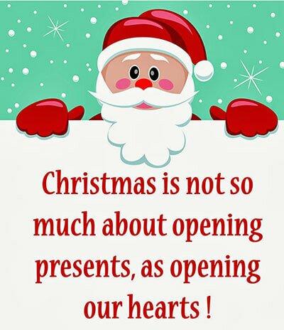 best christmas status