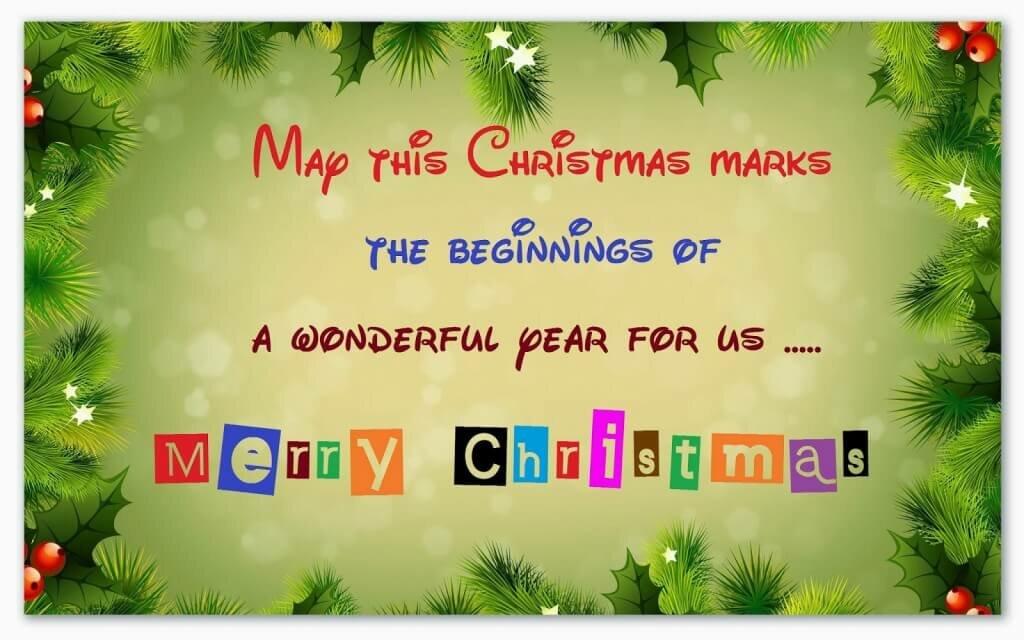 christmas status